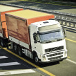 Truck on highway — Stock Photo #12084292