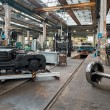 Stock Photo: Industrial workshop