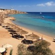 Stock Photo: Beach on Red Sea, Sharm el sheikh