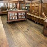 starožitný lékárna laboratoř — Stock fotografie #22643103