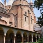 Inside Basilica of Saint Anthony of Padua, Italy — Stock Photo