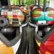 Bumper Cars — Stock Photo