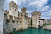 Sirmione Garda Lake Italy north Lombardy — Stock Photo