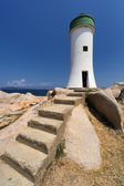 Palau Lighthouse in Sardinia, Italy — Stock Photo