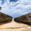 Old fishing boat — Stock Photo