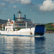Stock Photo: Ferries to LMaddalenIsland in Sardinia, Italy