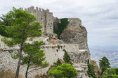 Erice, Trapani. Sicily, Italy. — Stock Photo