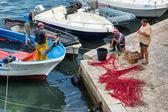 Fishermen — Stock Photo