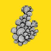 Simple swirl — Stock Vector
