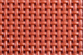 Wicker chocolate wafer surface — Stock fotografie