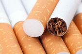タバコのタバコをクローズ アップ — ストック写真