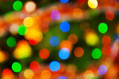 Abstract multicolor lights background — Foto Stock