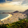 Copacabana Beach — Stock Photo
