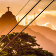 Stock Photo: Christ Redeemer