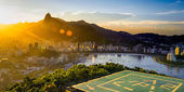 Botafogo neighborhood — Stock Photo