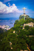 Christ the Redeemer Statue — Stock Photo