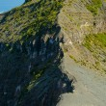 Irazu Volcano — Stock Photo