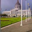 Stock Photo: SFrancisco City Hall