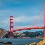 Golden Gate Bridge — Stock Photo