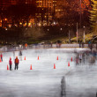 Ice skating at WollmRink — Stock Photo #39738747