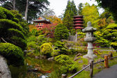 Japanese Tea Garden — Stock Photo