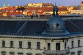 Cityscape in Vienna — Stock Photo