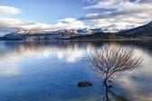 Lake morning calm 06 — Stock Photo