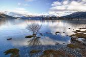 Lake morning calm 07 — Stock Photo