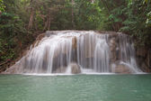 P.n. erawan cachoeira, tailândia — Foto Stock