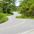 Curve Road — Stockfoto #18607459