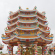 Beautiful Chinese Temple — Stok Fotoğraf #23814539