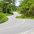 Curve Road — Stock Photo