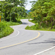 Curve Road — Stockfoto #26151901
