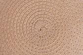 Wicker texture background — Stock Photo