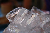 Ice Closeup — Stock Photo
