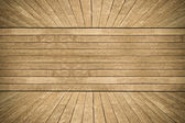 Grunge old wood texture room background — Stock Photo