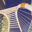 Stock Photo: Skywalk in Bangkok