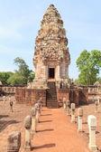 斯多角 thom、 泰国 — 图库照片