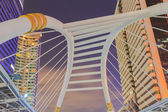 Skywalk in Bangkok — Stock Photo