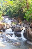 Nangrong waterfall, thajsko — Stock fotografie