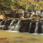 Waterfall in Namtok Samlan National Park, Saraburi, Thailand — Stock Photo
