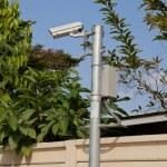Surveillance camera — Stock Photo #38541925