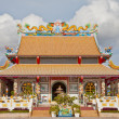 Foto Stock: Beautiful Chinese Temple