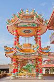 Chinese style pavilion — Stock Photo