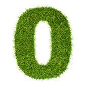 Sfondo di erba artificiale — Foto Stock