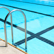 Swimming Pool with stair. — Stock Photo #41642061