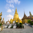 Wat Phra Kaeo, Temple of the Emerald Buddha and the home of the — Stock Photo #41720209