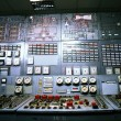 Control room of an old power generation plant — Stock Photo #50105751
