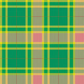 Tartan, plaid pattern. Seamless vector. — Stock Vector