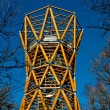 Stock Photo: Observation tower
